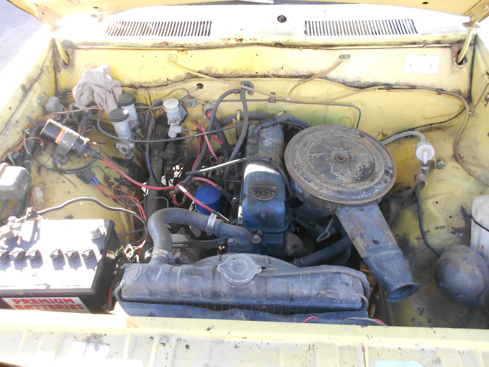 J15 Datsun Engine, J15, Free Engine Image For User Manual ...